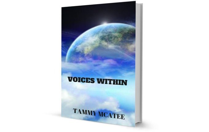 "Author Tammy McAtee of ""Voices Within"""